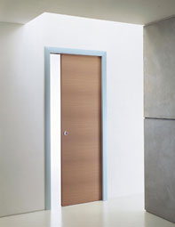 Modern Pocket Door Repair